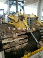Used CAT D10R Crawler Bulldozer