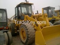 Used Excellent CAT 950H Loader