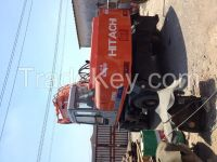 Used Hitachi EX160WD/Used Wheeled Excavators Hitachi EX160WD
