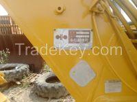 Used komatsu GD623A-1 Motor Grader