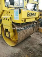 Used BOMAG BW 161 AD-2 Road Roller