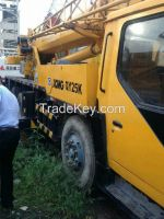 Used XCMG QY25K Truck Crane/Crane