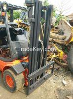Used Linde Forklift/Linde Forklift 4 ton