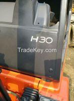 Used Linde Forklift/Linde Forklift