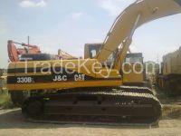 Used Crawler Excavator Caterpillar 330BL
