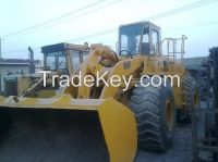Used Wheeled Loader Caterpillar 966F