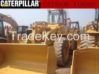 Used Wheeled Loader Caterpillar 950E