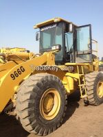 Used Wheeled Loader Caterpillar 966G
