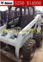 Used Forklift Bobcat S250