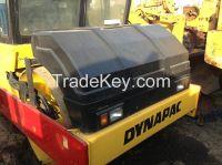 Used Road Roller DYNAPAC CC422