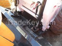 Used Forklift Bobcat S300
