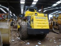 Used Road Roller Bomag BW217D-2