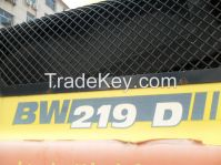 Used Road Roller BOMAG BW219D-4