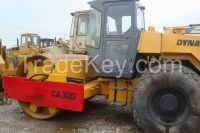 Used Road Roller DYNAPAC CA30D