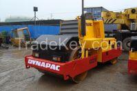 Used Road Roller DYNAPAC CC21