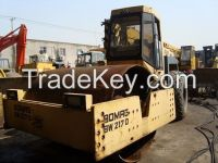 Used Road Roller Bomag BW217D