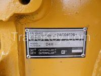 Used Bulldozer CAT D4H