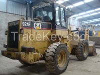 Used Wheeled Loader CAT 924F
