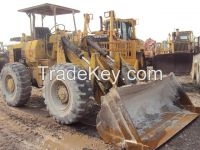 Used Wheeled loader CAT 910E