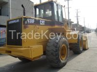 Used Wheeled Loader CAT 938F
