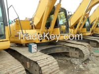 Used Crawler Excavator Komatsu PC220-8