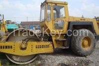 Used Road Roller Bomag BW214D