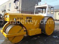 Used Road Roller XuGong 3Y-12/15