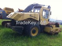 Used Road Roller Bomag BW219DH-3