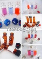 vials glass