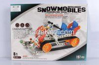 Assembling car