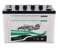 Dry charged automotive battery (Thailand)