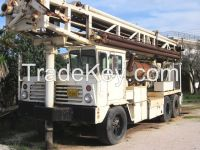 Drilling Rig - Ingersol-Rand T4, 900-300, 1978-2012 €128,000