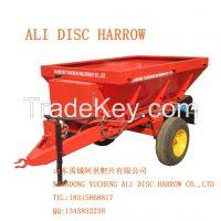 fertilizer distributor, dung spreader