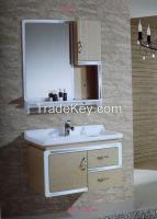 basin pvc bathroom cabinet