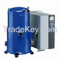 Danfoss air compressor SZ120S4VC