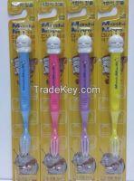 Korea EQ MM Kids Silver MashiMaro Toothbrush