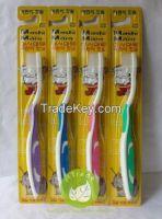 Korea EQ MM Junior Silver MashiMaro Toothbrush