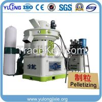 Hot Sale Wood Sawdust Pellet Machine with CE
