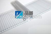 U-shaped Inline Lock-gusset Sheet