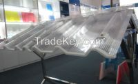Polycarbonate Corrugated multiwall Sheet