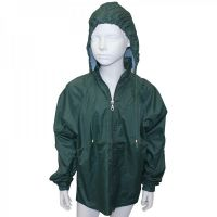 high quality custom design spray jacket