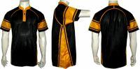 Mens sportswear digital sublimation printing rugby uniform