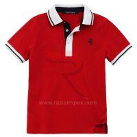 100% cotton High Quality Customized Logo Printed polo shirt