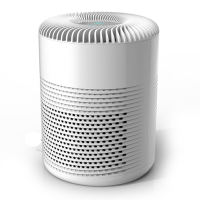 Tower Air Purifier Combined HEPA and Carbon filter, ionizer, UV, PCO, Timer CADR50