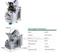 9-Pincer Automatic cementing Toe Lasting Machine