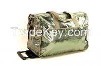 "21""promotion light weight rolling duffel trolley travel bag fashion sn"