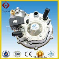 LPG pressure regulator
