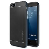 """Neo Hybrid Case for iPhone 6 (4.7"""") Spigen SGP Tough Armor Layered Rounded Edge Slim Armor Case for Apple iPhone6"""
