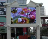 Outdoors LED Display