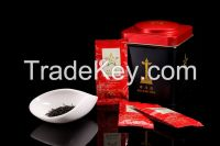 68g 4g*17bags Congou Black Tea * Chinese Organic Tea with fantastic iron box